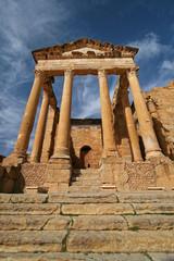 Ruinenstadt Sbeitla, Tunesien