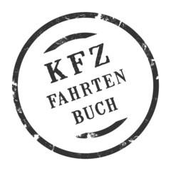 sk278 - KFZ-Stempel - Kfz Fahrtenbuch kfz39 g2766