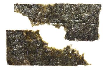 dry seaweeds