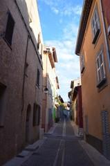 Ruelle, ville de Cassis