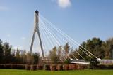 Fototapeta Fototapety mosty linowy / wiszący - most © piq106