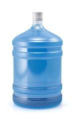 Big bottle of water for cooler