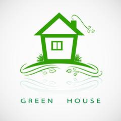 eco green house design