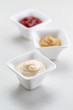 Three Condiment Bowls