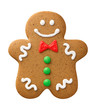 Happy Gingerbread Man - 75170979