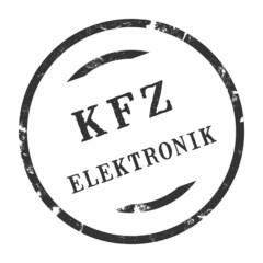 sk292 - KFZ-Stempel - Kfz Elektronik kfz53 g2780