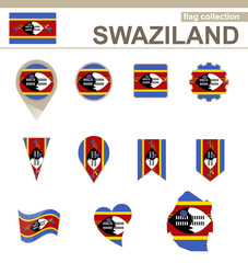 Swaziland Flag Collection