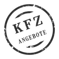 sk303 - KFZ-Stempel - Kfz Angebote kfz64 g2791