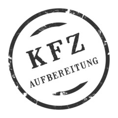 sk304 - KFZ-Stempel - Kfz Aufbereitung kfz65 g2792