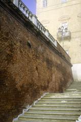 Govone Castle - Cuneo. Color image