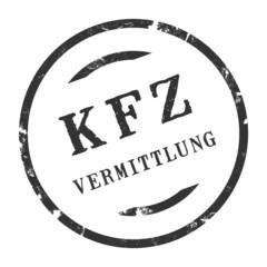 sk305 - KFZ-Stempel - Kfz Vermittlung kfz66 g2793