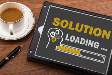 solution loading concept