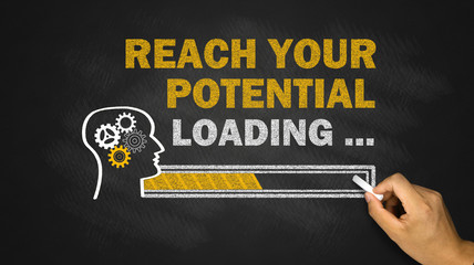 reach your potential concept