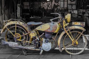 Oldtimer-bike 14