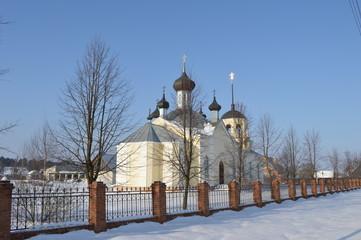 Храм имени Александра Невского