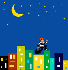 Night and thief
