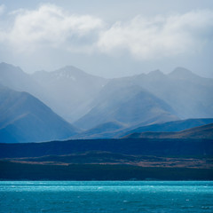 SunSet on Lake Tekapo, New Zealand