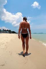 Chaweng Beach girl