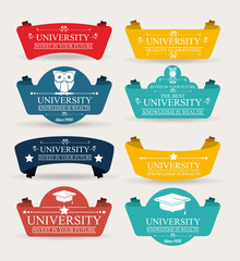 Education design,vector illustration.