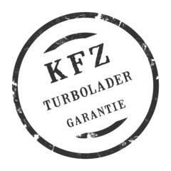 sk350 - KFZ-Stempel - Kfz Turbolader-Garantie kfz111 g2838