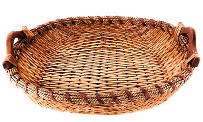 a basket of bread