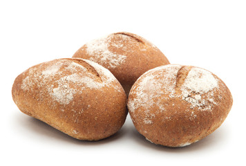 wholemeal breads rolls