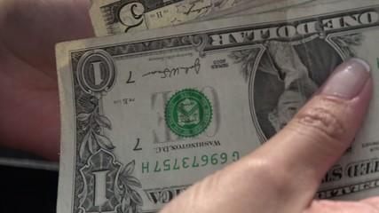 Paper Money, Bills, Currency, Dollars