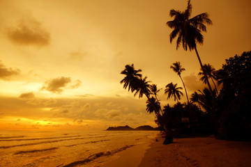 Chang island, Koh Chang, Trat province Thailand