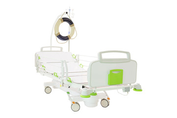 mobile medical bed