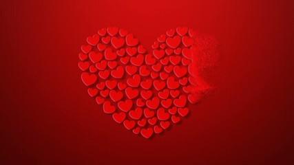 Valentine's Day. Heart.