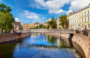 St. Petersburg. Russia.