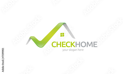 Check Home Logo - 75191983