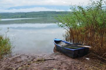 Boat of river