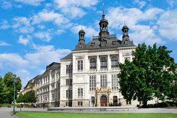 West Bohemia Museum, Plzen, Czech republic