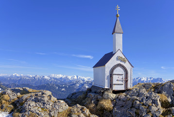 Kapelle aud dem Hochgern