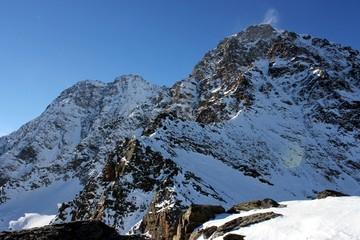 ski mountain