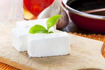 yummy white cheese