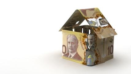 Real Estate Finance (Canadian Dollar)