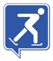 Logo patinage.