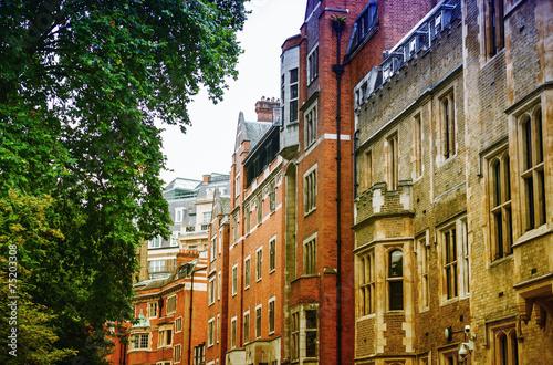 Zdjęcia na płótnie, fototapety, obrazy : Ancient buildings of London