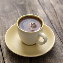 delicious Greek  coffee