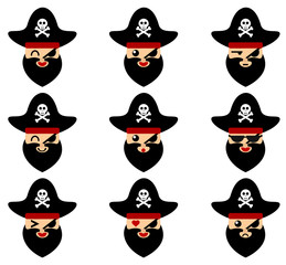 Pirate Expression