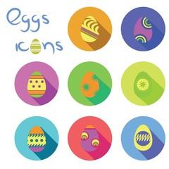 eggs icons
