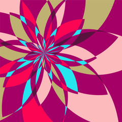 geometric pattern. vector illustartion