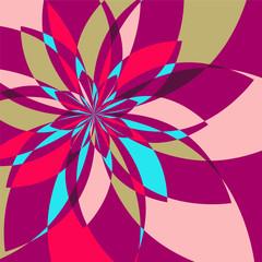 geometric pattern. vector illustartion