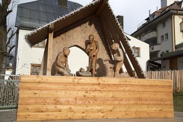 Религиозный памятник в ischigl