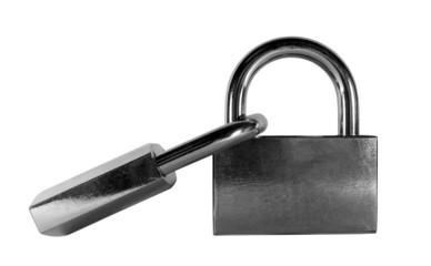 Two shabby door lock