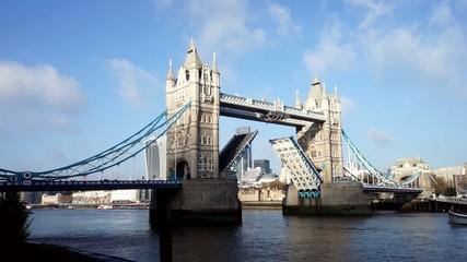 Tower Bridge Lift, Day