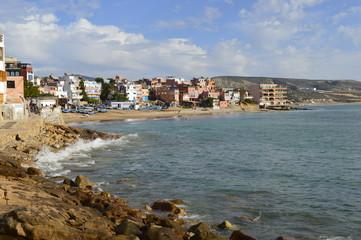 mer plage port