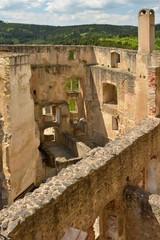 Landstejn Castle Remains x
